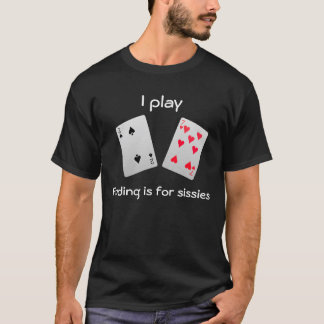 T-shirt Je joue la chemise 72