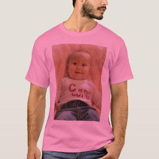 T-shirt Je marche pour Morgan
