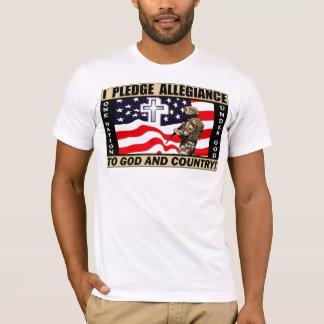T-shirt Je mets en gage l'allégeance !