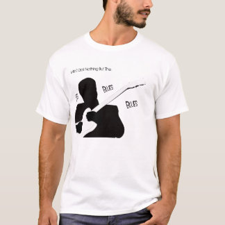 T-shirt Je n'ai rien mais les bleus