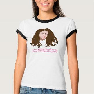 T-shirt Je ne suis aucune princesse !