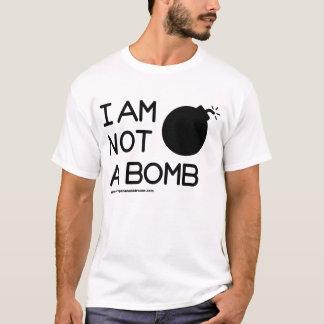 T-shirt Je ne suis pas une bombe