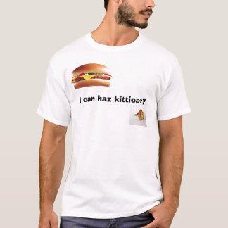 T-shirt Je peux kitticat de haz ?