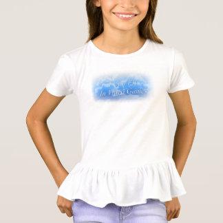 T-shirt Je peux voler dans la chemise de ruche de jeux