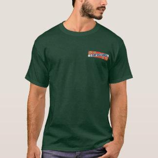 T-shirt Je saute les barils sauvages
