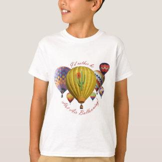 T-shirt Je serais plutôt air chaud montant en ballon ! ! !