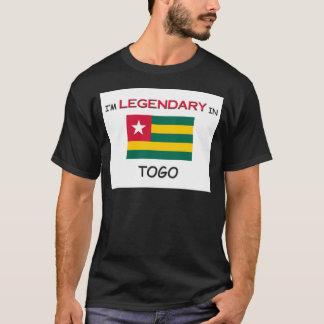 T-shirt Je serais plutôt au TOGO