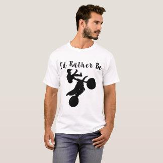 T-shirt je serais plutôt des motorcross