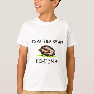 T-shirt Je serais plutôt un Echidna