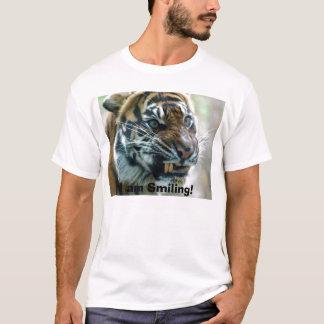 T-shirt Je souris !