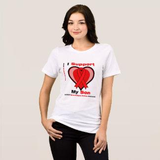 T-shirt Je soutiens mon fils (la conscience