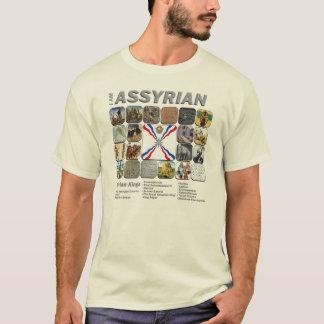 T-shirt Je suis assyrien