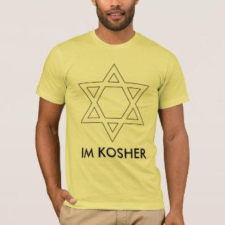 T-shirt Je suis CACHER