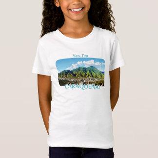 T-Shirt Je suis Caraqueña ! Parc national d'Avila