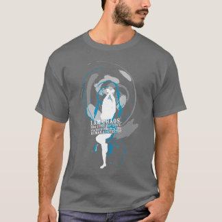 T-shirt Je suis chaos (la version grise)