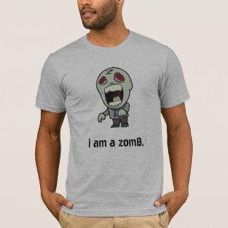 """T-shirt """"je suis chemise d'un zomB"""""""