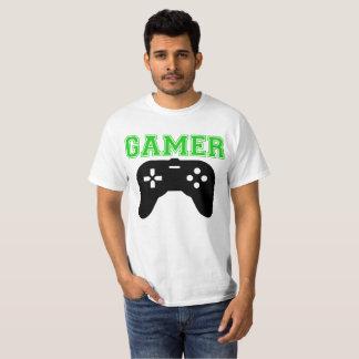 T-shirt Je suis contrôleur de gamer
