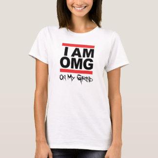 T-shirt Je suis courroie de spaghetti d'OMG
