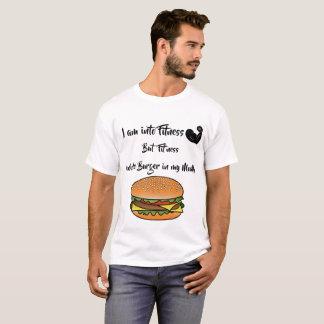 T-shirt Je suis dans la chemise drôle d'amant de