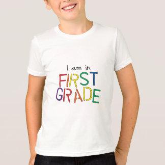 T-shirt Je suis dans la première catégorie
