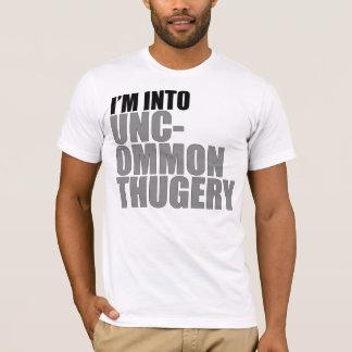 T-shirt Je suis dans Thugery rare