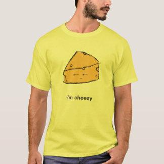T-shirt Je suis de fromage