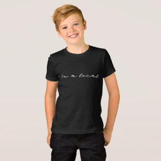 T-shirt Je suis des gens du pays
