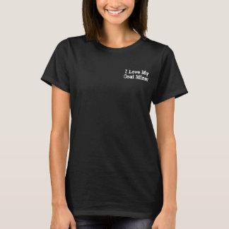T-shirt Je suis épouse des mineurs d'A…