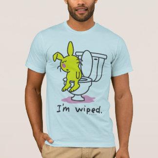 T-shirt Je suis essuyé
