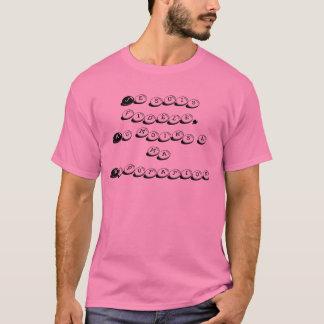 T-shirt Je suis Fidèle, au moins à ma réputation !