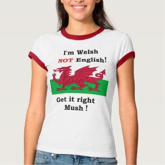 T-shirt Je suis Gallois…