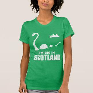 T-shirt Je suis grand en Ecosse