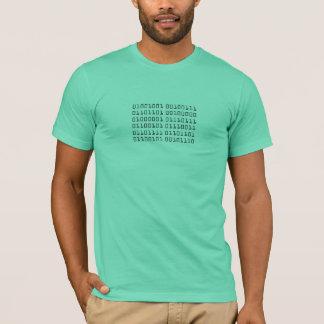 T-shirt Je suis impressionnant (binaire)