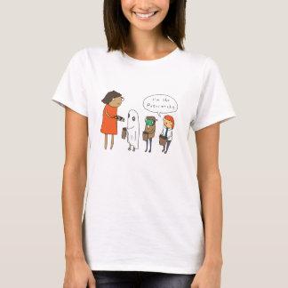 T-shirt Je suis la chemise comique drôle du patriarcat |