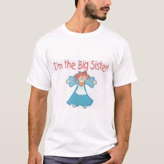 T-shirt Je suis la grande soeur