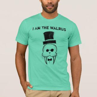 T-shirt Je suis le morse