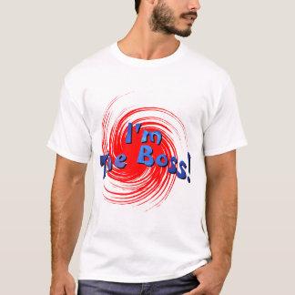 T-shirt Je suis le patron