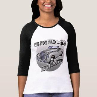 T-shirt Je suis les 85th cadeaux d'anniversaire classiques