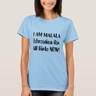 T-shirt Je suis Malala