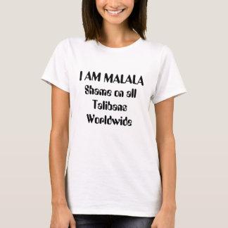 T-shirt Je suis Malala 2