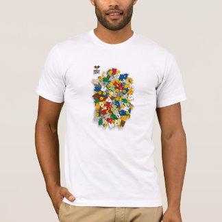 T-shirt Je suis Minifigure