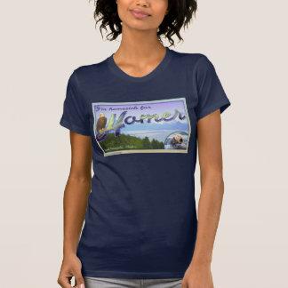 T-shirt Je suis nostalgique pour Homer