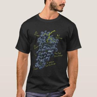 T-shirt Je suis raisin