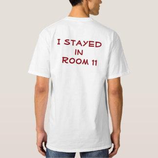 T-shirt - je suis resté dans la chambre 11