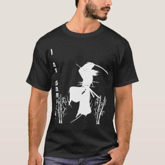 T-shirt Je suis samouraï