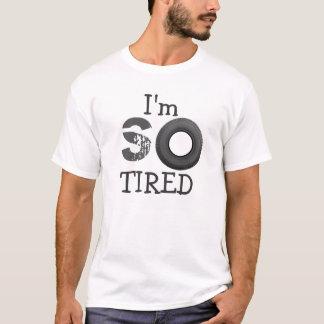 T-shirt Je suis si fatigué