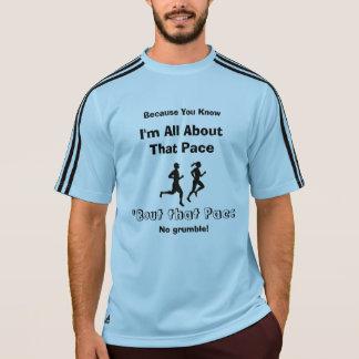 T-shirt Je suis tout au sujet de ce pas - fonctionnement