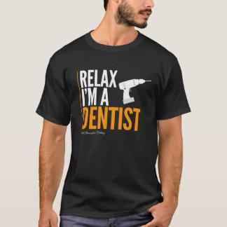 T-shirt Je suis un dentiste