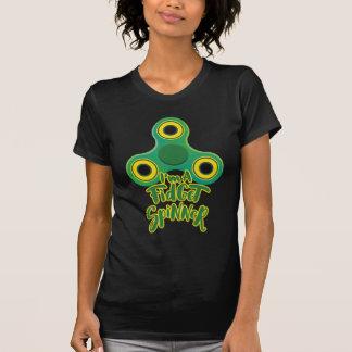 T-shirt Je suis un fileur de personne remuante