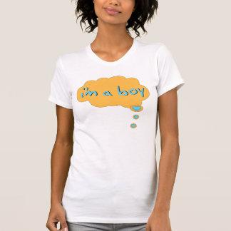 T-shirt je suis un garçon